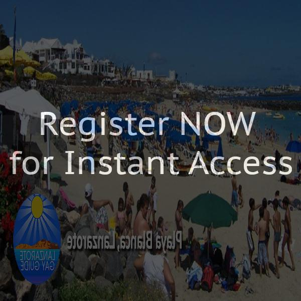 Lanzarote gay beach
